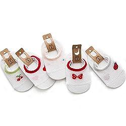 IKRR 5 piezas Baby s Socks...