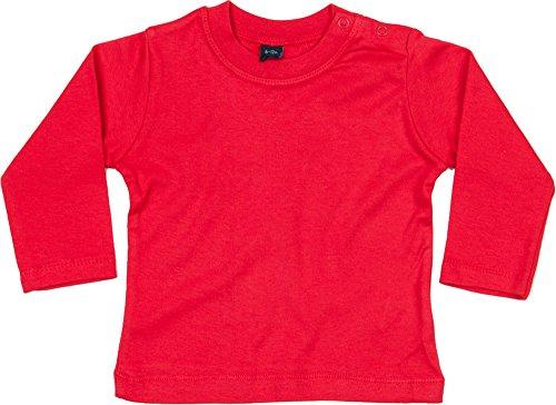 BABYBUGZ - T-shirt - Bébé (garçon) 0 à 24 mois - Rouge - Rouge - 3-6 mois