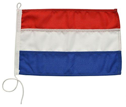 Navyline Gastlandflagge Niederlande in zwei Größen, Größe:20 x 30 cm