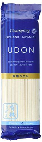 Clearspring Nouilles Japonaises Bio Udon 200 g - Lot de 2