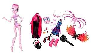 Monster High - Bjr25 - Poupée Mannequin - Transformation Émotion - Enivrante/douteuse