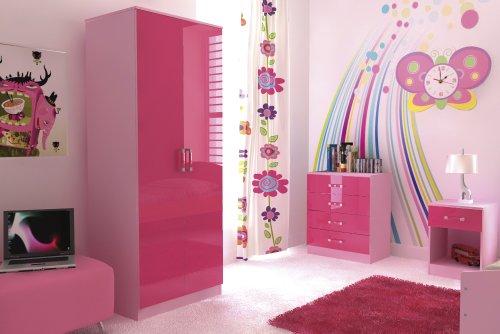 ottawa-2-tone-high-gloss-bedroom-5-piece-furniture-set-pink