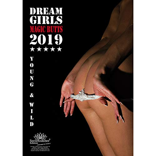 Dream Girls Magic Butts calendario 2019 – Babes · My Dreamgirl – Pin Up · Mesa fétiche · Shades of sex · BDSM · Sexy · trasera · po edición seelenzauber
