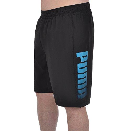 Puma–Pantaloncini corti da uomo, colore: nero Nero