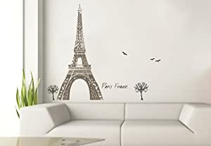Art Applique Sticker tour eiffel