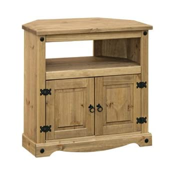 Home Discount Corona Corner TV Cabinet: Amazon.co.uk: Kitchen & Home