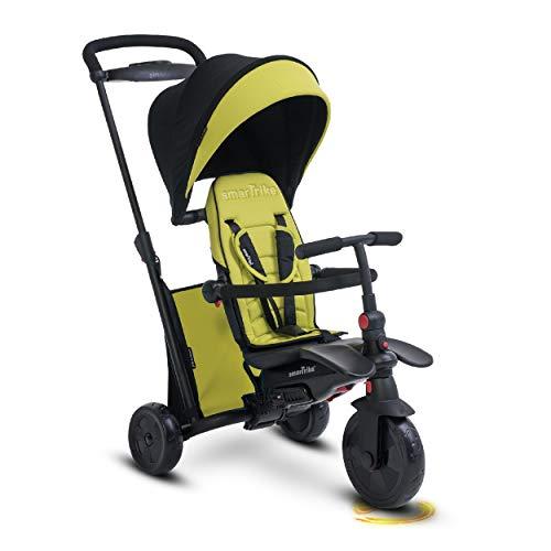 SMARTRIKE- Tricycle évolutif Pliant smarTfold 500, 505-0700, Vert