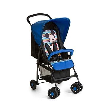 Hauck Sport Buggy, mit Liegefunktion, klein zusammenfaltbar, für Kinder ab 6 Monate bis 15 kg
