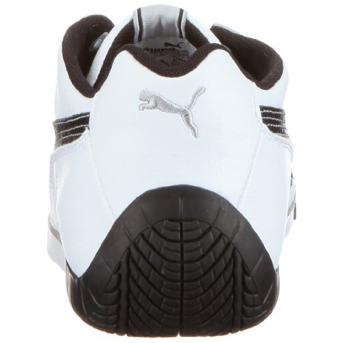 PUMA Speed Cat 2.9 Lo Jr 302866, mixte enfant Weiss/White-Black