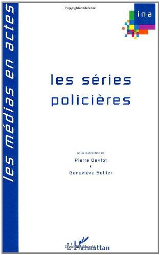 Séries policières par Geneviève Sellier