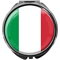 Pillendose/rund/Modell Leony/FLAGGE ITALIEN preisvergleich bei billige-tabletten.eu