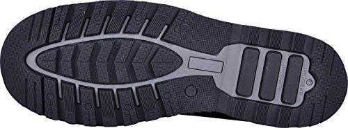 Almwerk robuste Herbst-Winter-Schuhe für Damen und Herren mit oder ohne Fütterung in verschiedenen Farben Schwarz