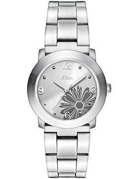 s.Oliver Damen-Armbanduhr SO-1161-MQ