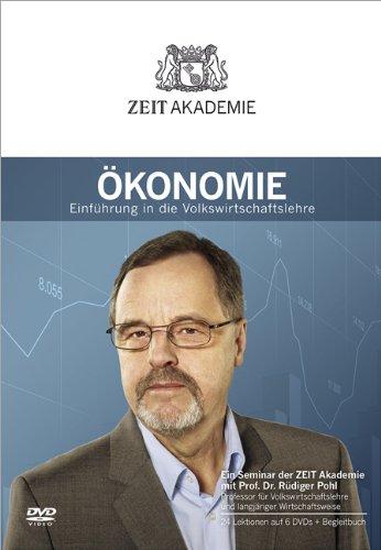 ZEIT Akademie Ökonomie, 6 DVDs