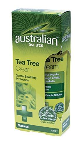 Optima Naturals srl Australian Tea Tree - Cream