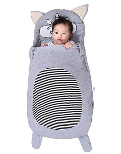 Kleinkind Schlafsack Kinderwagen Matte Fuß Abdeckung Auto Sitz Säcke Gesunde Baby Decke-schwellen