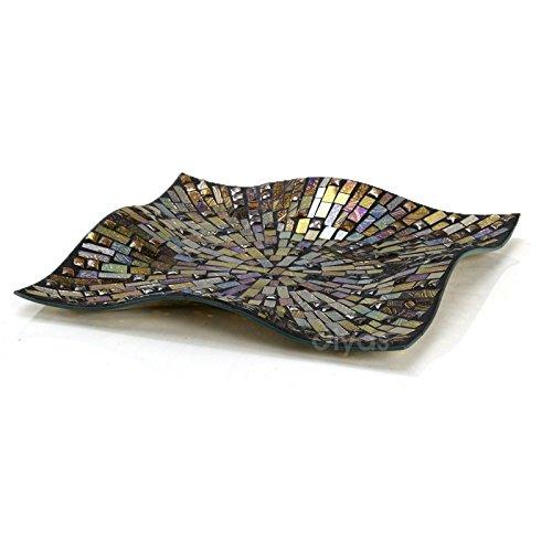 Luana Mosaic Large Platter Multi-Colour