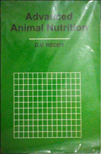 Advanced Animal Nutrition (Pb 2020)