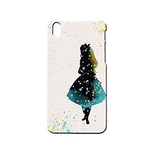 Bluedio Designer Printed Back Case / Back Cover for HTC Desire 816 (Multicolour)