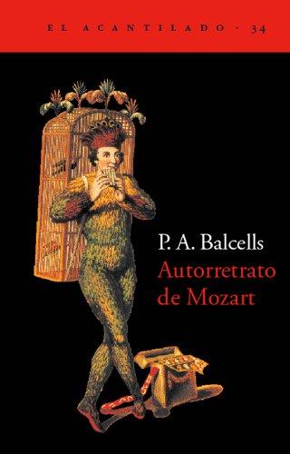 Portada del libro Autorretrato de Mozart (El Acantilado)