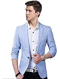 Amazon.in  XL - Suits   Blazers   Men  Clothing   Accessories 30dcbbbfe3a1