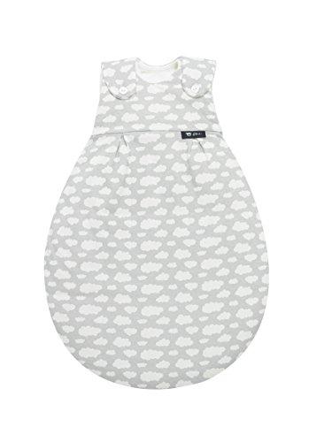 Preisvergleich Produktbild Alvi Baby Mäxchen Schlafsack Außensack Gr. 56/62 Wolke silber