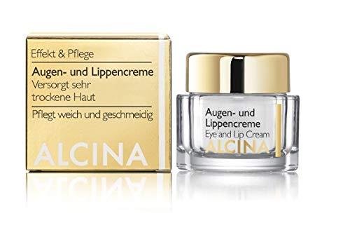 Alcina - Augen - und Lippen - Creme