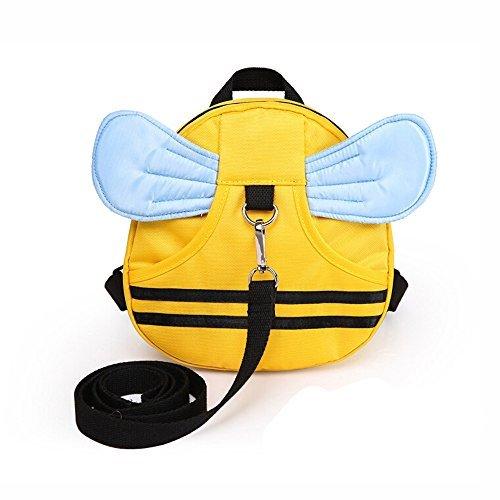 Safety Harness Leash Strap Baby Kids Toddler Walking Cosplay Backpack Reins Bag