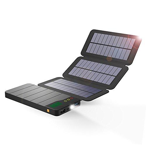 ALLPOWERS Solar Powerbank Solar Powerbank im Test