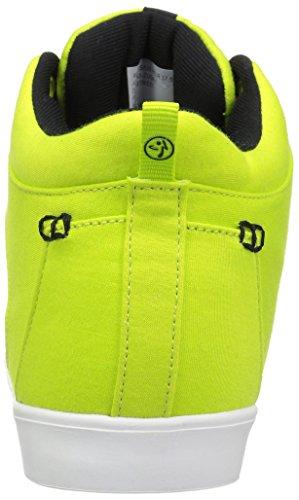 Zumba Footwear Mädchen Street Fresh Hallenschuhe, Grün (Green), 39 EU - 2