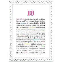 Suchergebnis Auf Amazon De Fur Geschenke Zum 18 Geburtstag