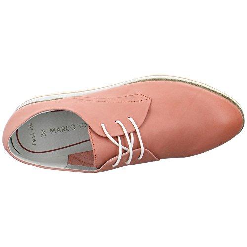 Marco Tozzi  2-2-23209-28/563, Chaussures à lacets et coupe classique femme Rouge