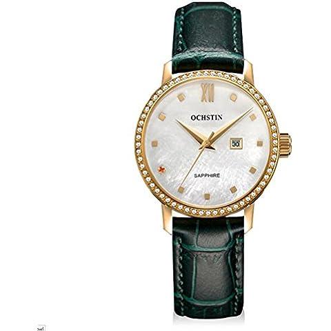 OCHSTIN donna orologio svizzero al quarzo orologio cinturino orologio da polso impermeabile , 5