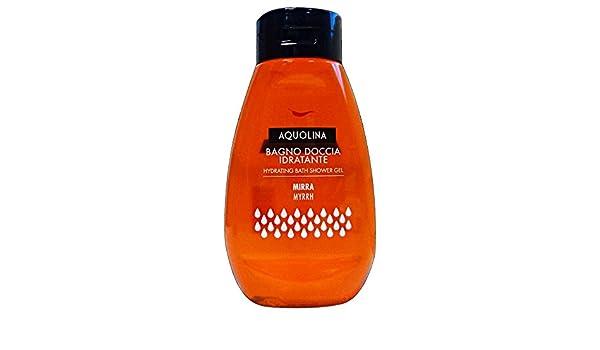 Bagno Doccia Aquolina : Aquolina bagno doccia idratante mirra 300 ml: amazon.it: bellezza