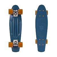 لوح تزلج كامل كويب كروزر بتصميم كلاسيكي مقاس 22.5 انش و27 انش من ريتيروسبيك