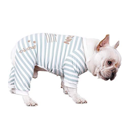 PZSSXDZW Haustierhundekostüm Vier Jahreszeiten universal Hundehoodie Buchstabe Figur Mode Heimtierbedarf,Green,XL