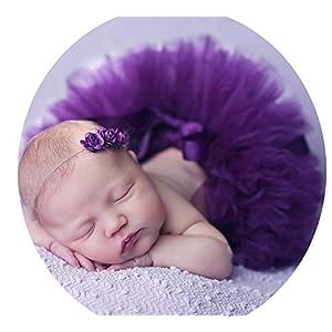 NO BRAND Disfraz de Accesorios de fotografía para recién na Baby Costume Prop Newborn Baby Girls Fotografía fotográfica… 15
