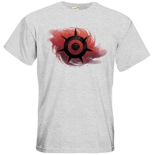 getshirts - Das Schwarze Auge - T-Shirt - Götter und Dämonen - Dämonenkrone Ash