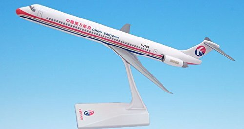 flight-miniatures-china-eastern-mcdonnell-douglas-md-82-1130-scale-display-model-with-stand