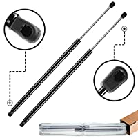 A-Premium Tailgate Rear Hatch Lift Supports Shock Struts Replacement for Hummer H2 2003-2009 exclude SUT model 2-PC Set