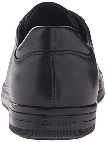 Geox Herren Uomo Ricky F Sneaker Schwarz (Blackc9999)