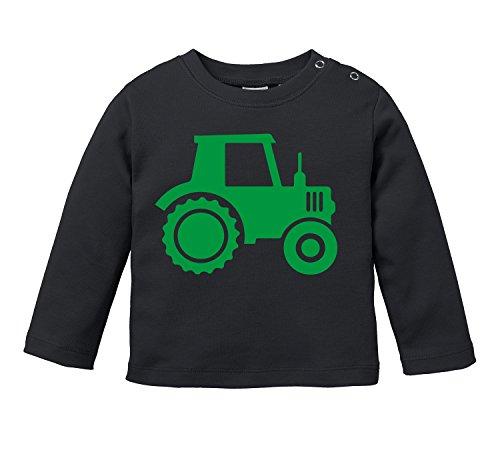 Traktor - Aufdruck für Landwirtschaft begeisterte Kinder - Bio Baby (Jungen Kostüme Bauer)