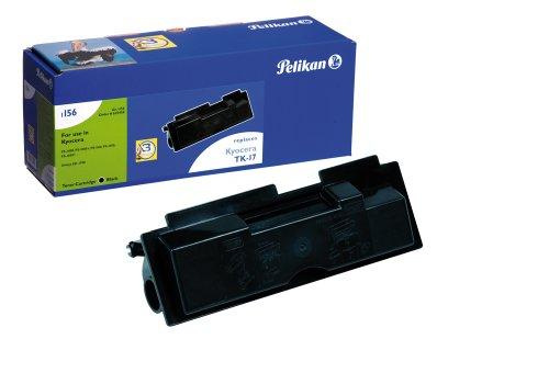 Pelikan Toner-Kit 1156TK ersetzt Kyocera TK-17, Schwarz, 6000 Seiten - Tk17 Toner Kit