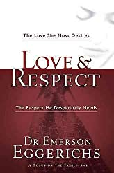 [ LOVE & RESPECT: THE LOVE SHE MOST DESIRES; THE RESPECT HE DESPERATELY NEEDS ] Love & Respect: The Love She Most Desires; The Respect He Desperately Needs By Eggerichs, Emerson ( Author ) Sep-2004 [ Hardcover ]