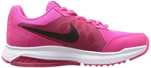 Nike Wmns Dart 11 Scarpe da ginnastica, Donna Pink Foil/Blk-Sprt Fchs-White