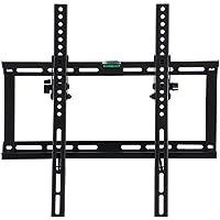 BPS- Soporte para TV Pared con Función Inclinable para Televisor 32-55 Pulgadas de Pantalla Plana(LED LCD Plasma), Máx Vesa 400x400mm