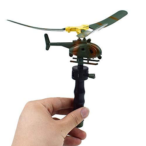 R-Cors Helikopter Lustige Kinder Outdoor Toy Drone Kinder Tagesgeschenke für Anfänger Fliegen Modell Spielzeuge Handstart Werfen Segelflugzeug Styroporflieger für Kindergeburtstag (Zufällig)