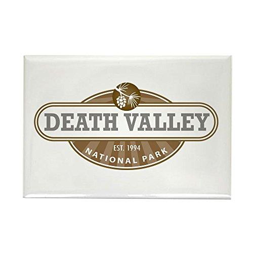 CafePress–Death Valley National Park Magnete–Rechteck Magnet, 5,1x 7,6cm Kühlschrank Magnet