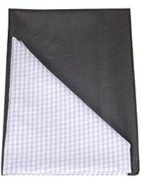 KUNDAN SULZ GWALIOR Men's Cotton Blend, Polycotton, Viscose Unstitched Shirt and Trouser Fabric Combo (Shirt-2.25m, Trouser-1.20m)