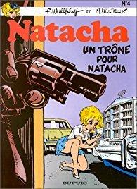 Un trône pour Natacha